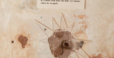 Lincoln State Monument (Billy the Kid Bullet Hole) – Lincoln, New Mexico
