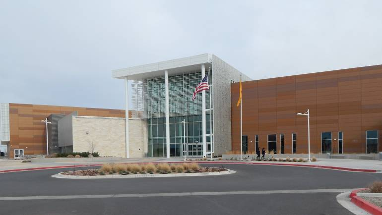 Center of Recreational Excellence (CORE) Facility – Hobbs, New Mexico