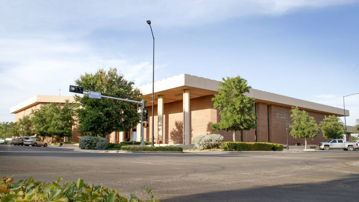 Hobbs City Hall